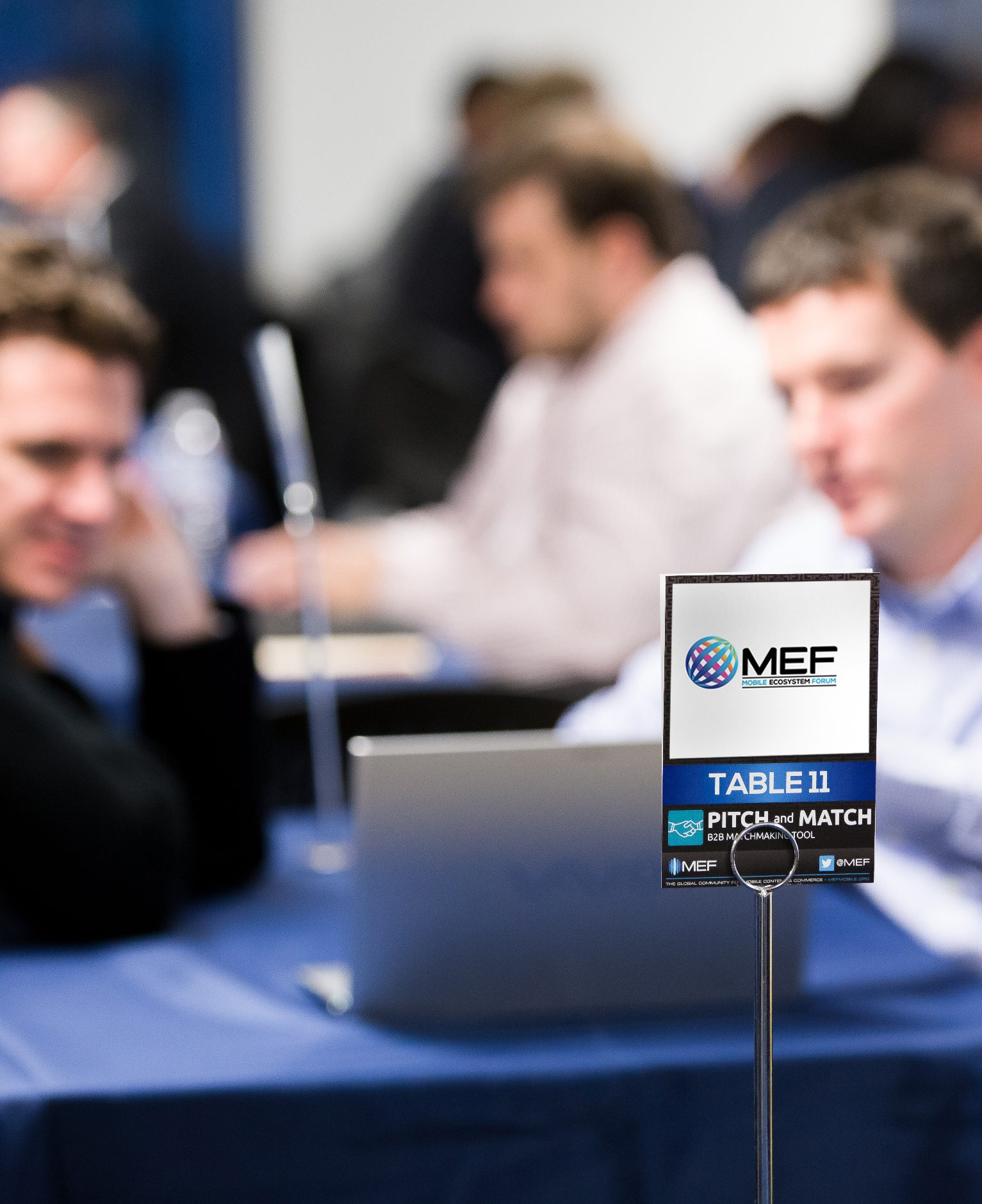 MEF Member Matching Session in association with the Operator Alliance