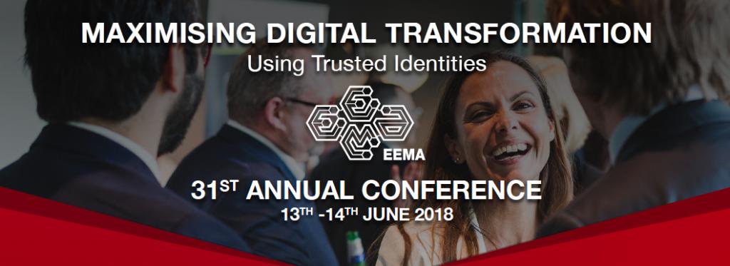 EEMA Annual Conference - June 13 - 14, London
