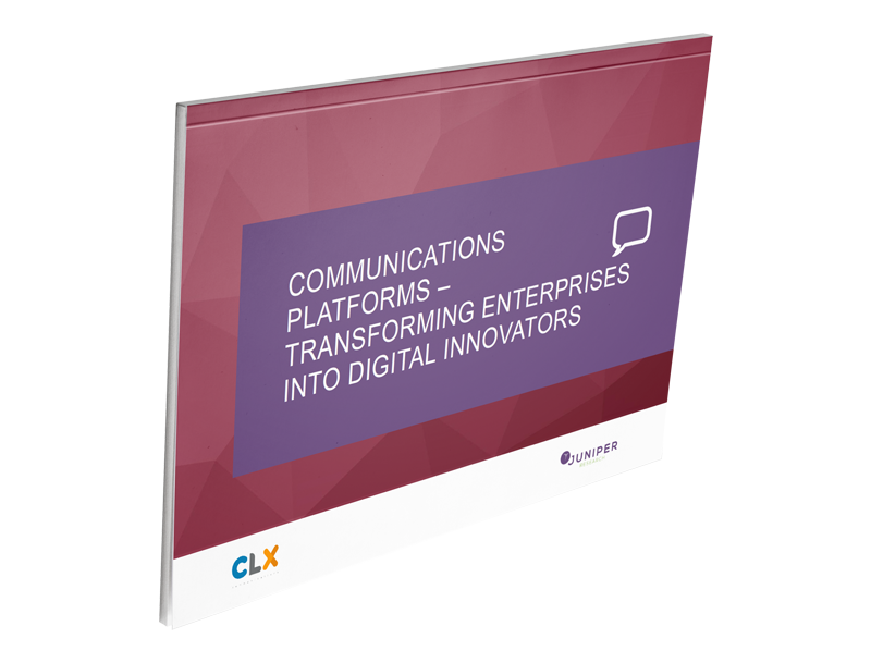 CLX Communications: Communications Platforms - transforming Enterprises into Digital Innovators