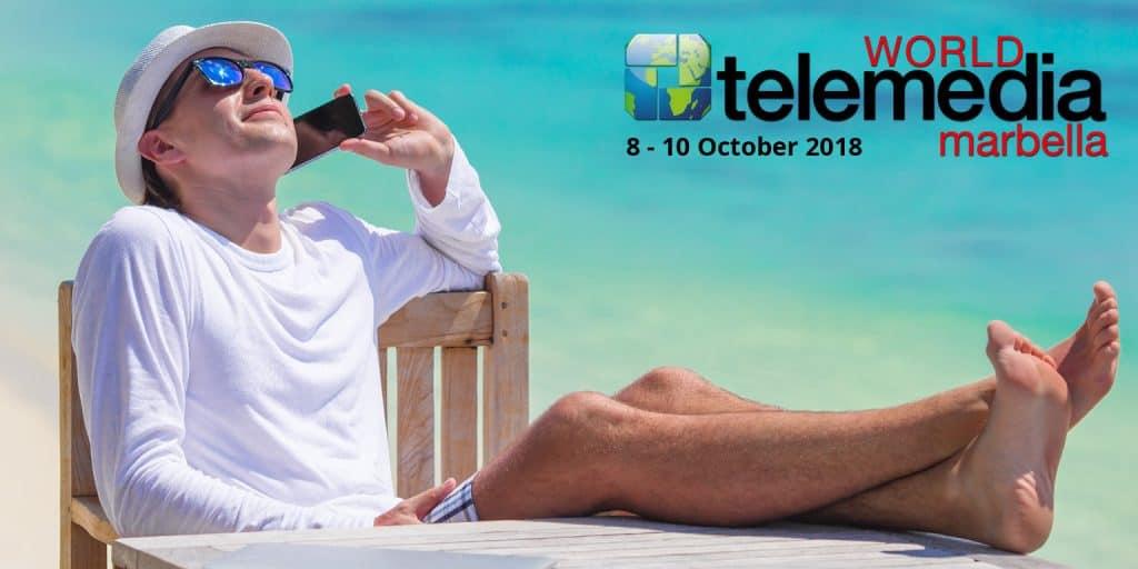 World Telemedia - October 8 - 10th, Marbella