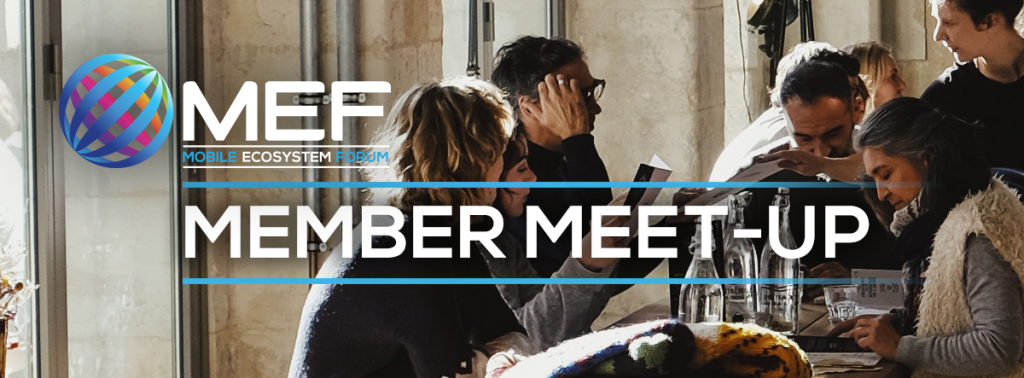 MEF Member and Invite Only Networking