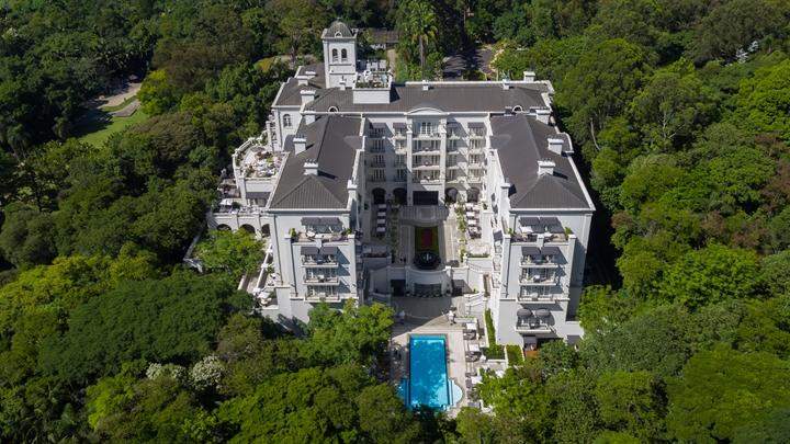 Palacio Tangara - São Paulo, Brazil