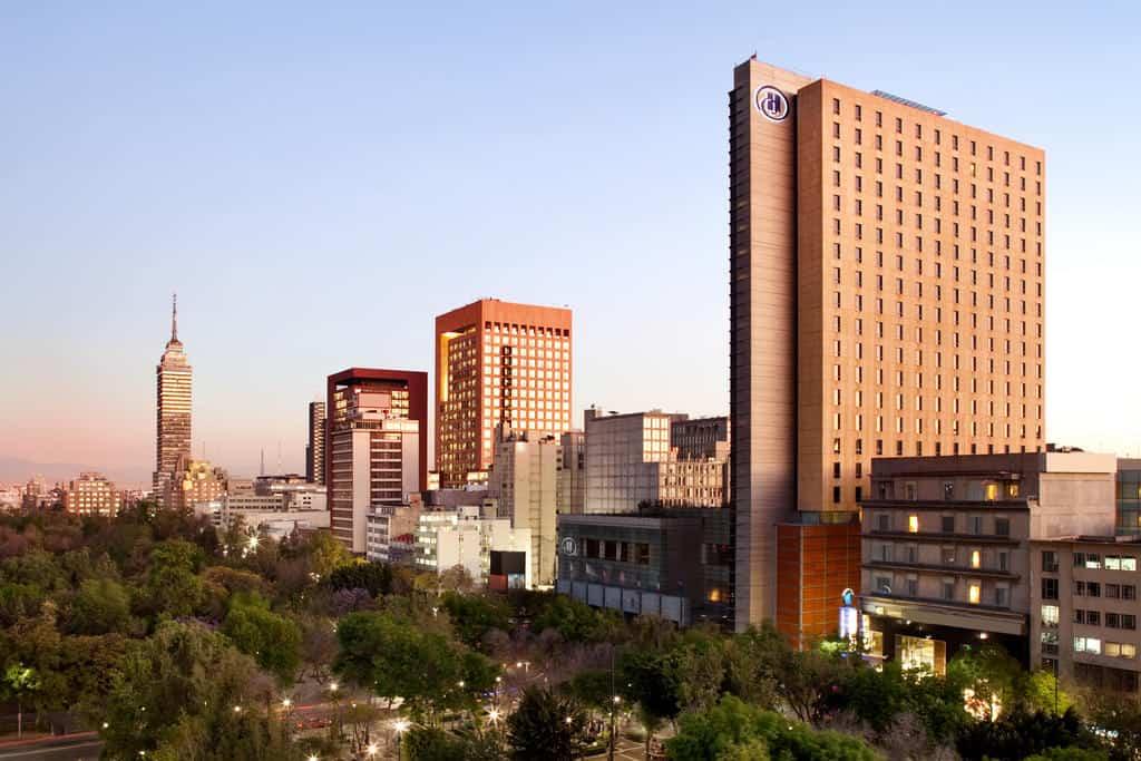 Hilton, Mexico City