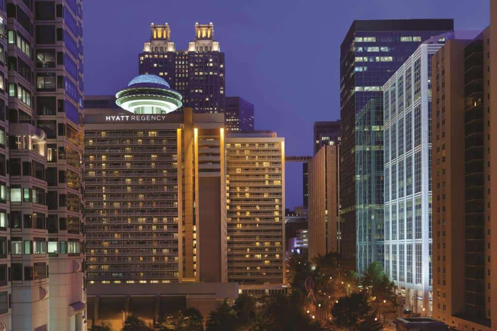 Hyatt Regency Atlanta, United States