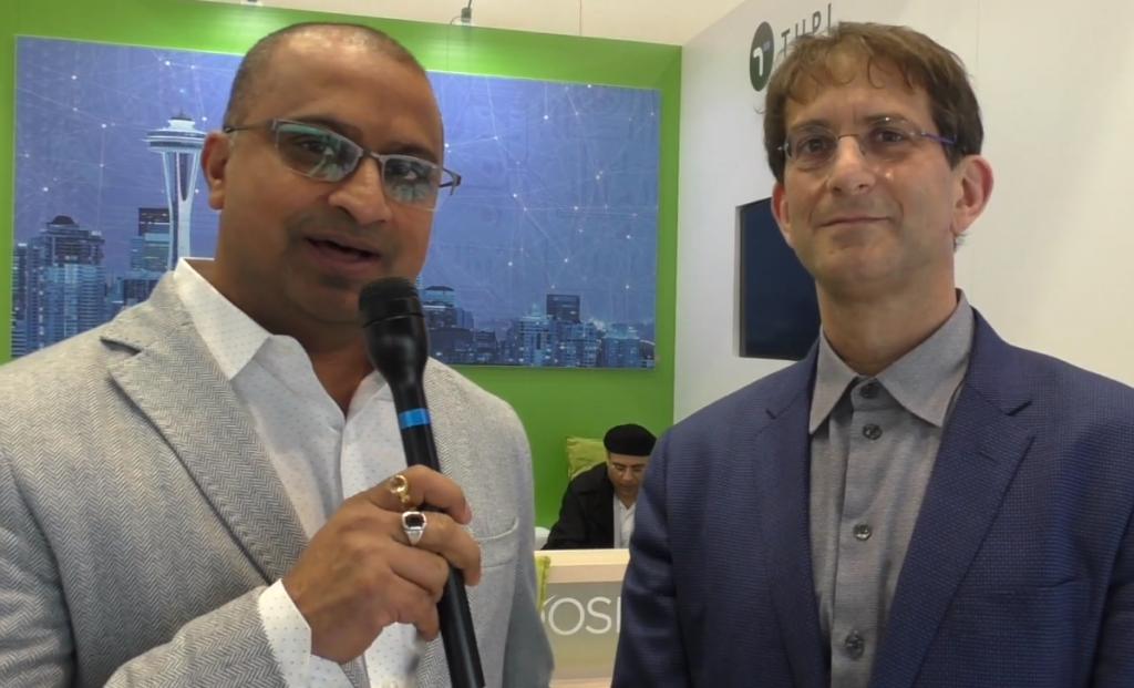 Syntonic co-founders Gary Greenbaum and Rahul Agarwal
