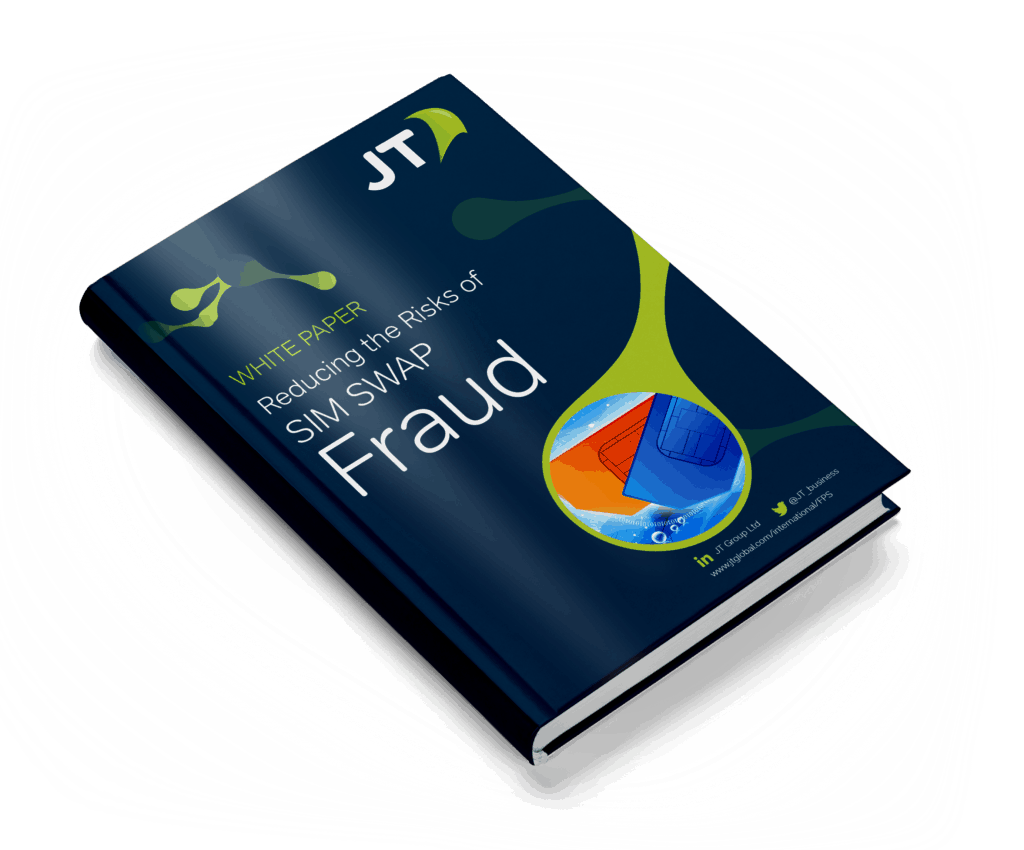 JT International: Reducing the Risks of Financial SIM Swap Fraud