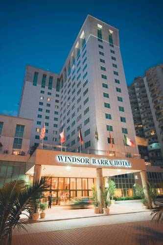 Windsor Barra Hotel, Rio de Janeiro, Brazil
