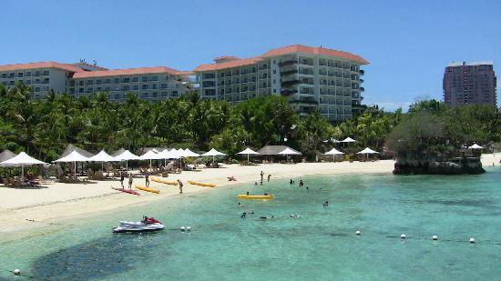 Shangri-La's Mactan Resort & Spa, Cebu, Phillippines
