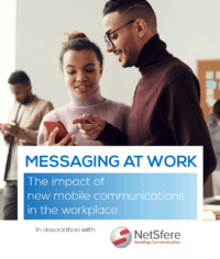 MEF: Messaging at Work - March 2020