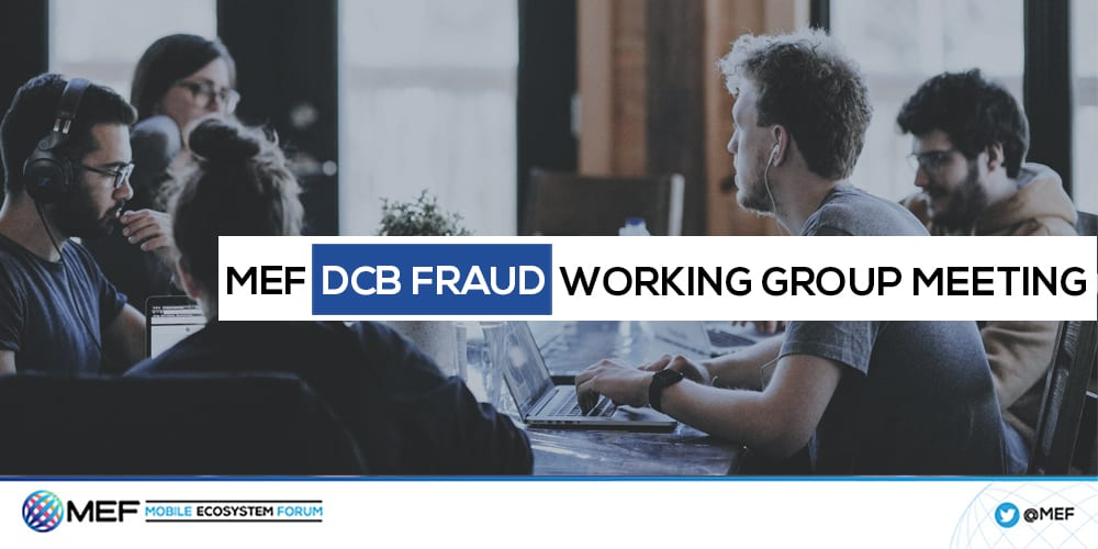 Direct Carrier Billing Growth Working Group Updates