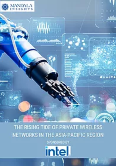 Mandala Insights: The Rising Tide of Private Wireless in the Asia-Pacific Region