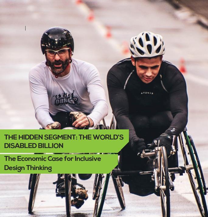 The Hidden Segment - the world's disabled billion
