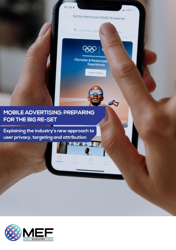 Mobile advertising: preparing for the big re-set