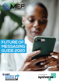 MEF's Future of Messaging Guide 2020
