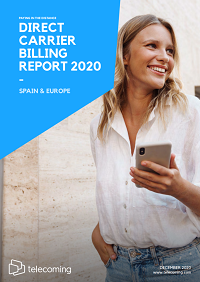 Telecoming: Direct Carrier Billing Report 2020-2025